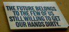 Future Belongs to us